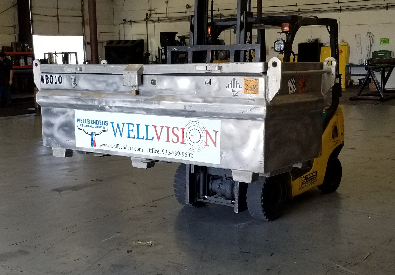 WellVision-Kit-on-Forklift